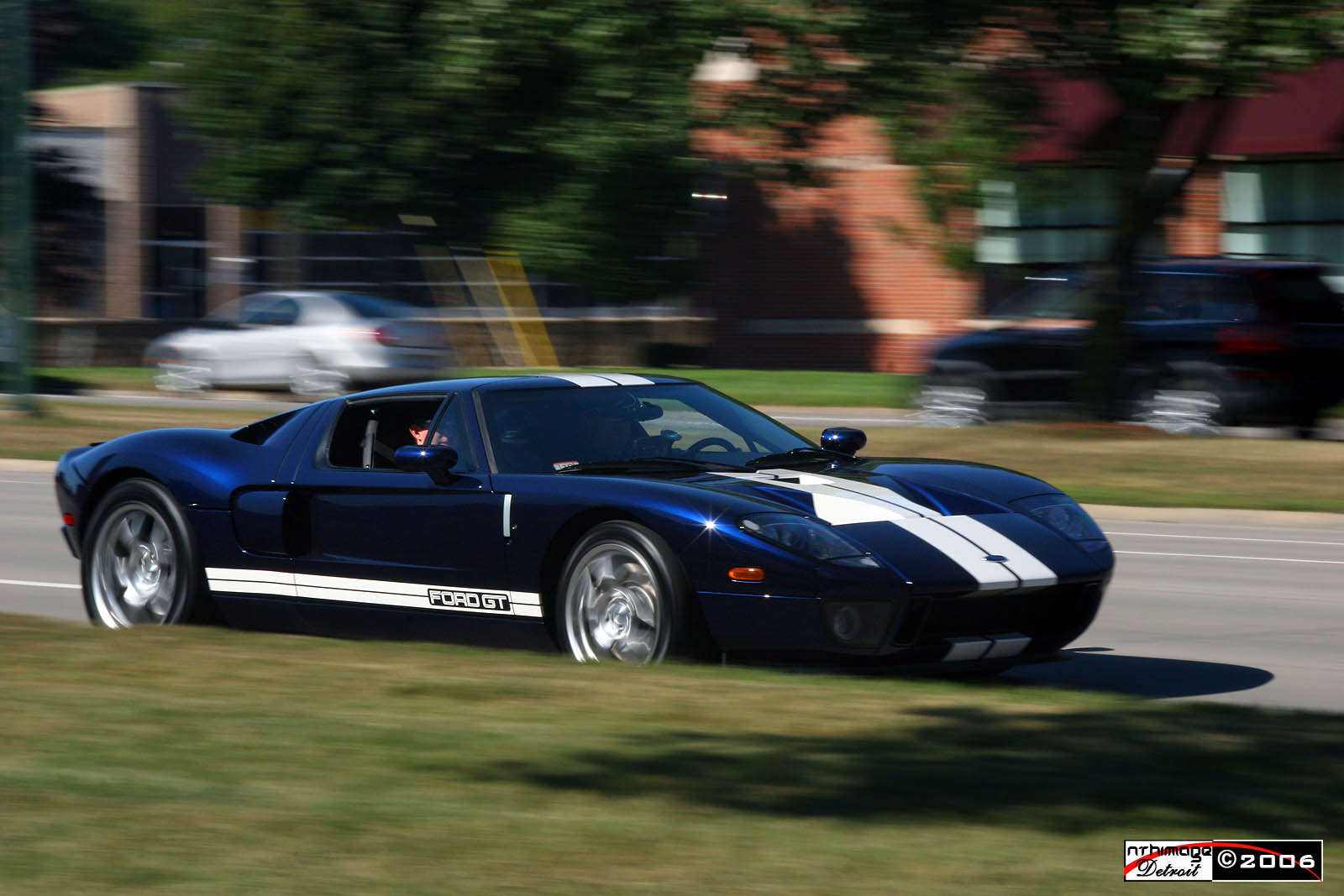 3200x2000 blue ford gt - photo #14