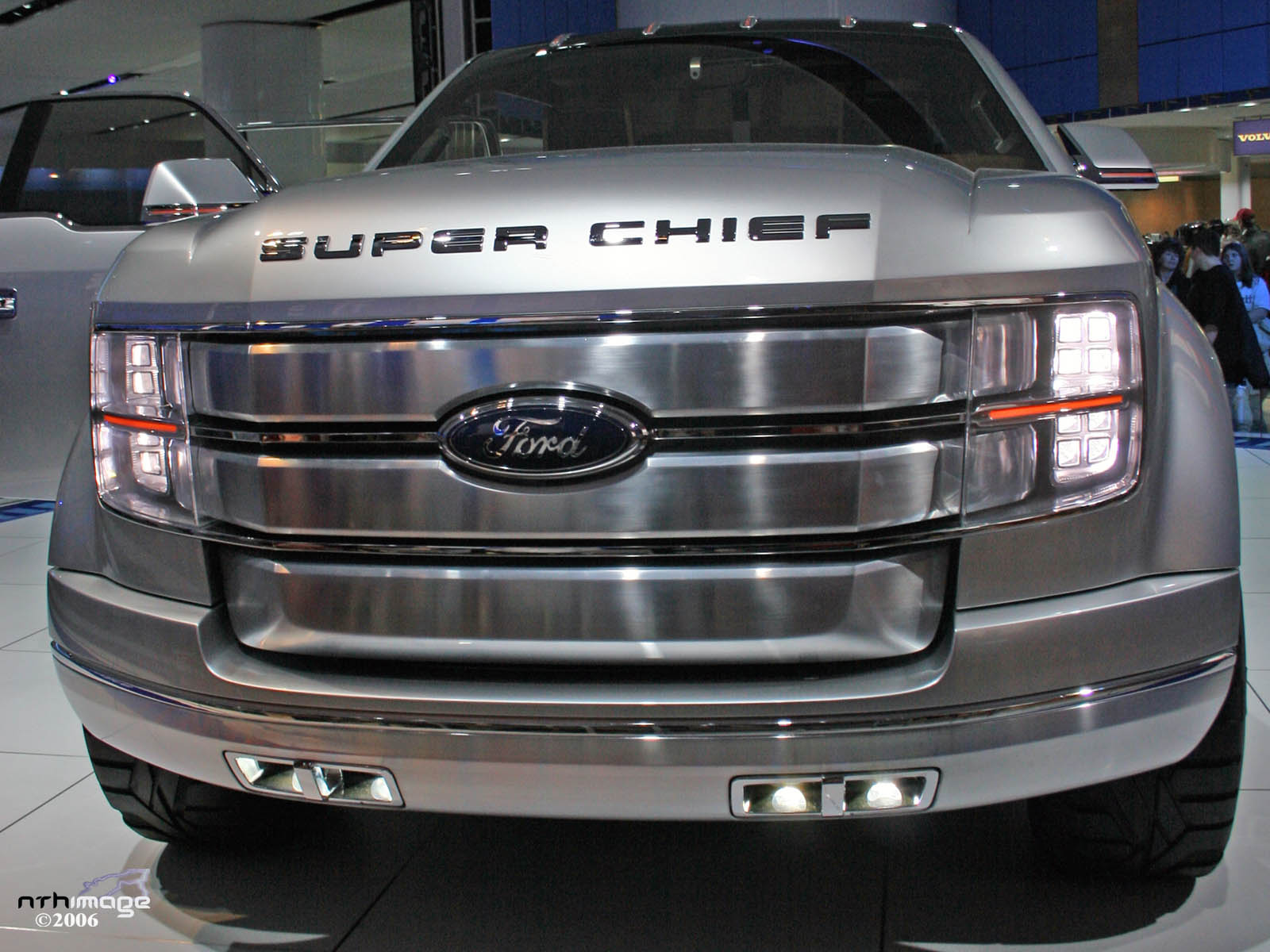 Ford Super Chief Concept Truck Pictures Of The Ford Super