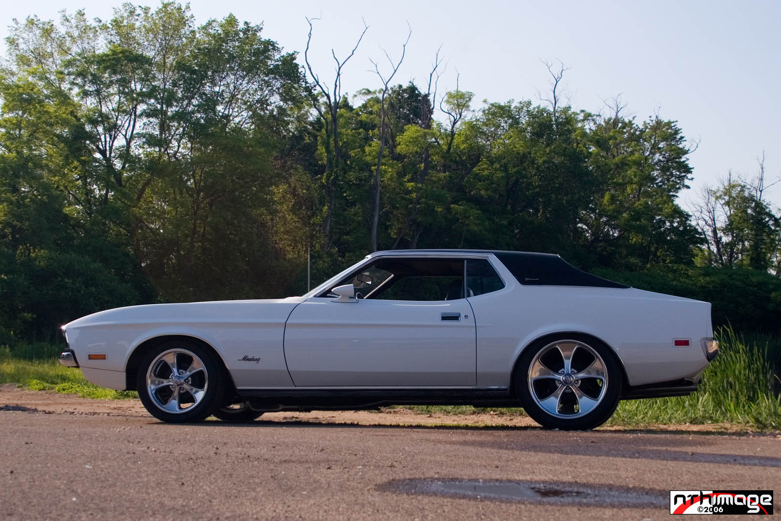 Nthimage - 1971 Ford Mustang