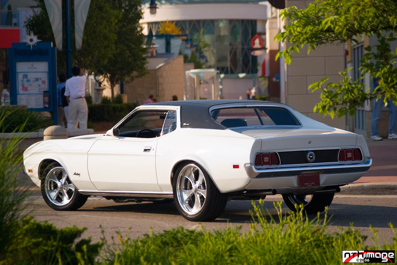 Nthimage 1971 Ford Mustang