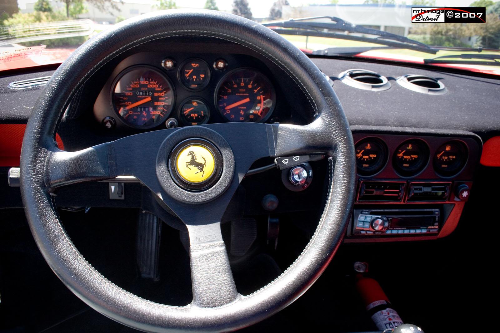 Nthimage Ferrari 288 Gto Wallpapers